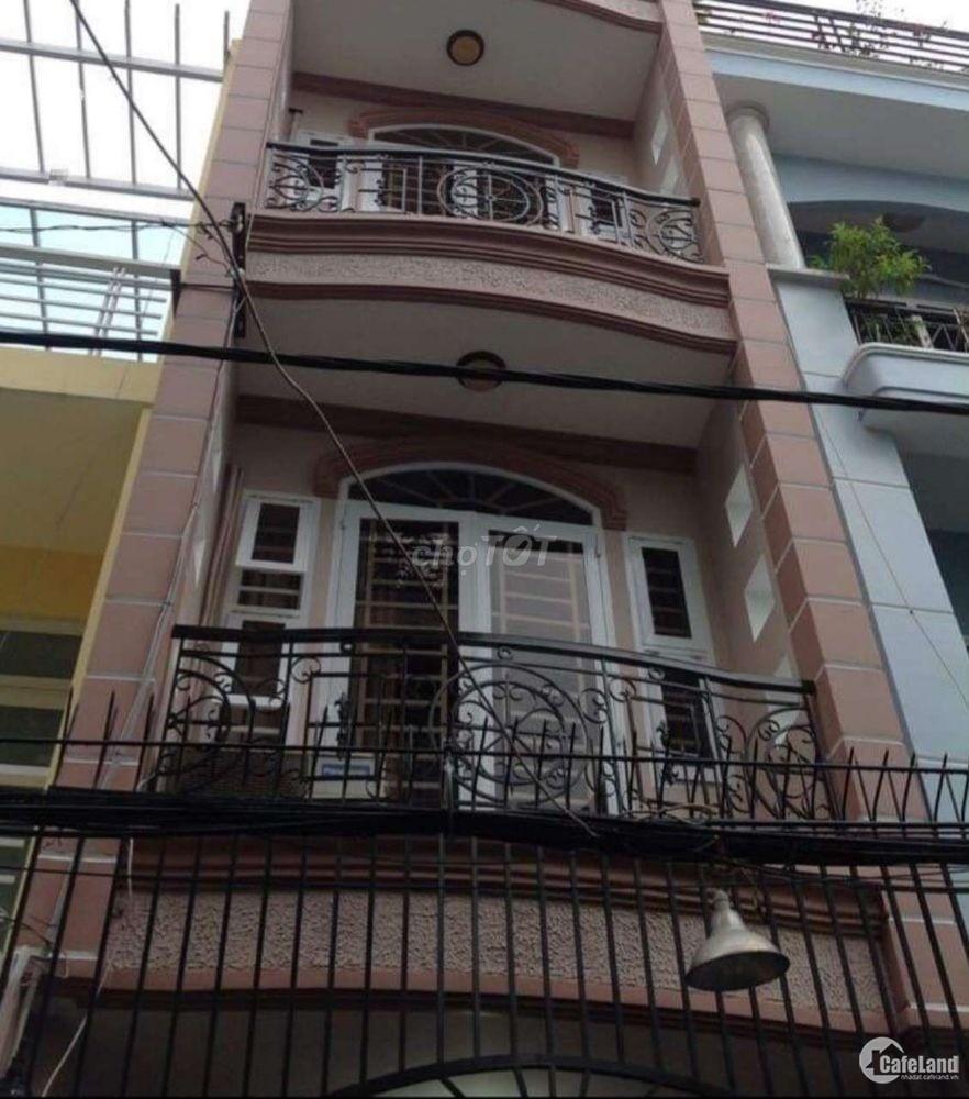 Bán nhà MẶT TIỀN ĐƯỜNG số 26A, KDC Bình Phú 1, Q6