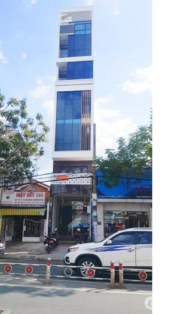 Bán ngay căn nhà Mặt tiền đang cho thuê nhà 76tr/th Nguyễn Thị Thập, Quận 7