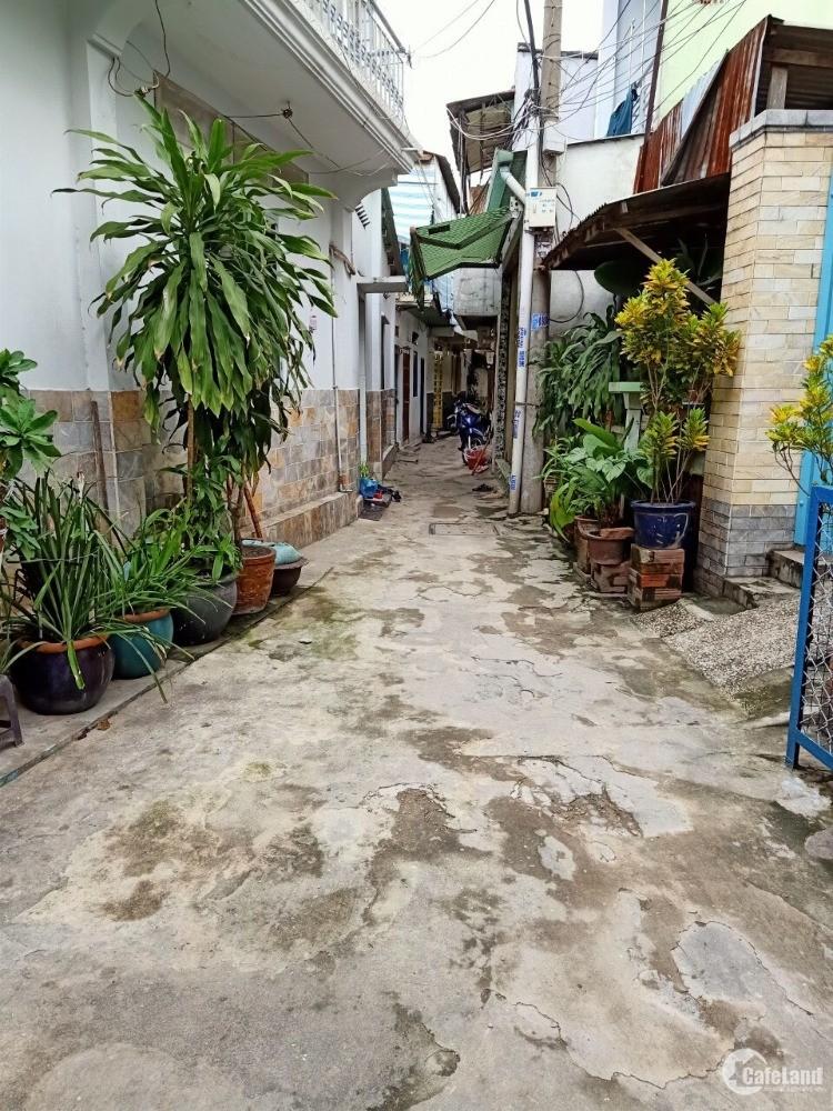 Bán nhà hẻm 251 Nguyễn Thái Sơn P7 Gò Vấp