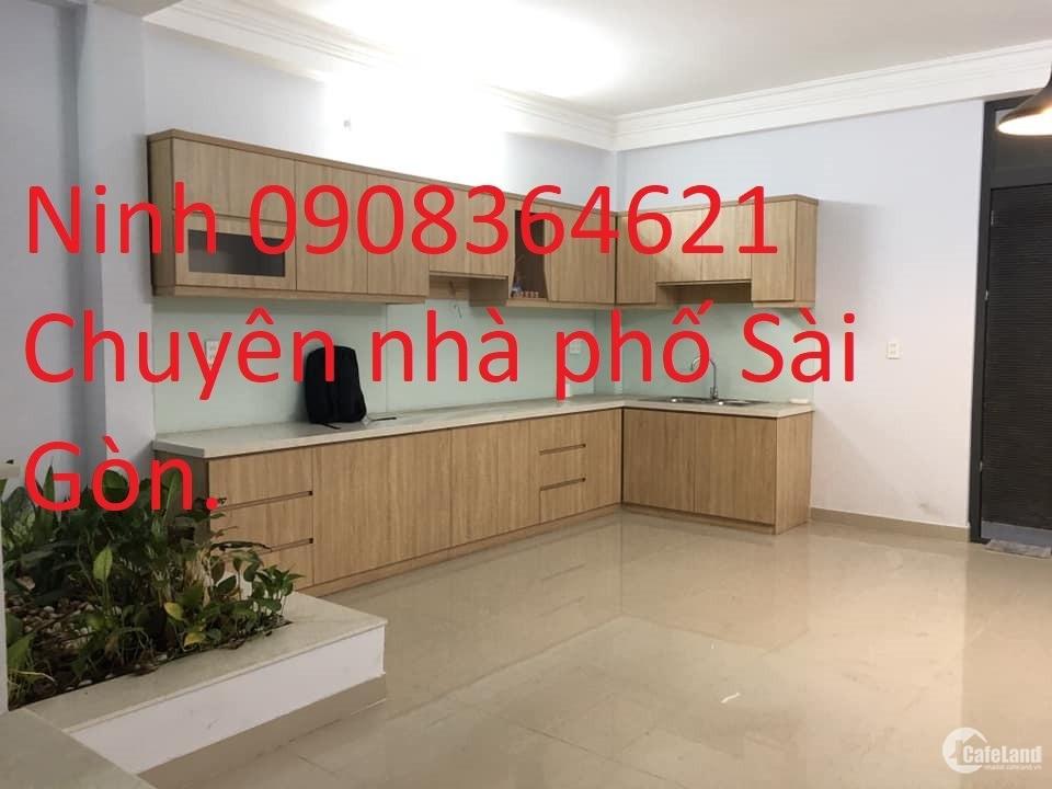 Bán nhà ngay đường Phổ Quang, Phường 9, Phú Nhuận.