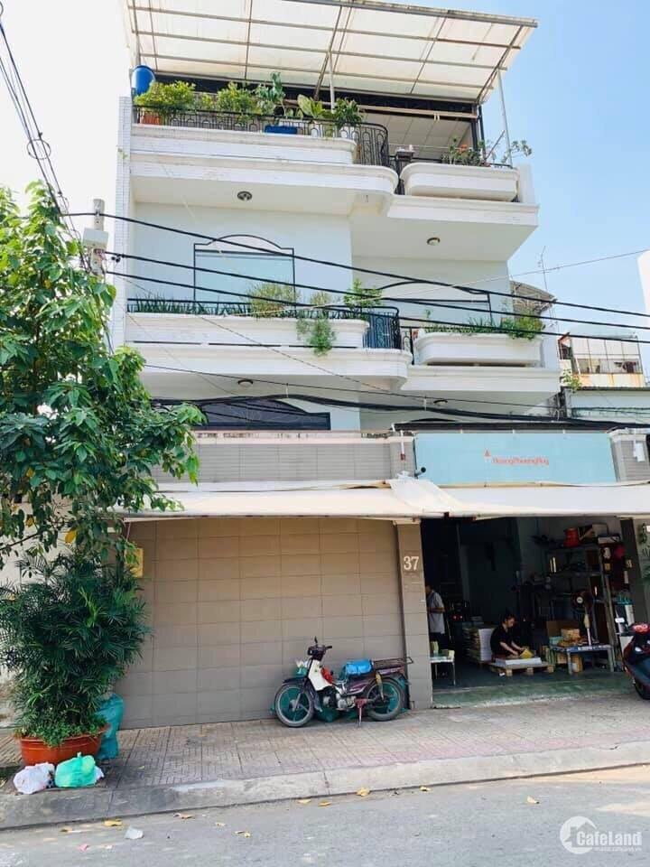 Bán nhà MT Đường  Hiền Vương  P.Phú Thạnh Q.Tân Phú  DT 9x20  2 lầu Gía 23 tỷ TL