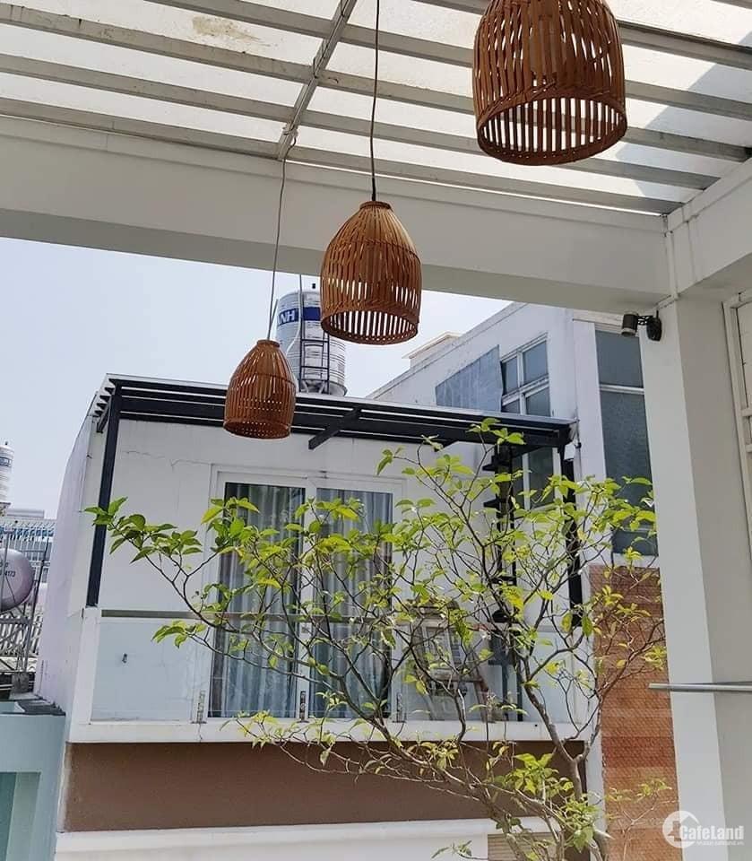 Bán nhà Nơ Trang Long, p12, Bình Thạnh 50m2 3 lầu giá 4.5 tỷ.