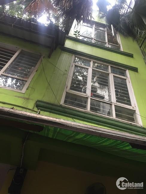 Bán nhà 2 mặt tiền Sổ đỏ chính chủ, phố Thái Hà, DT: 130M2