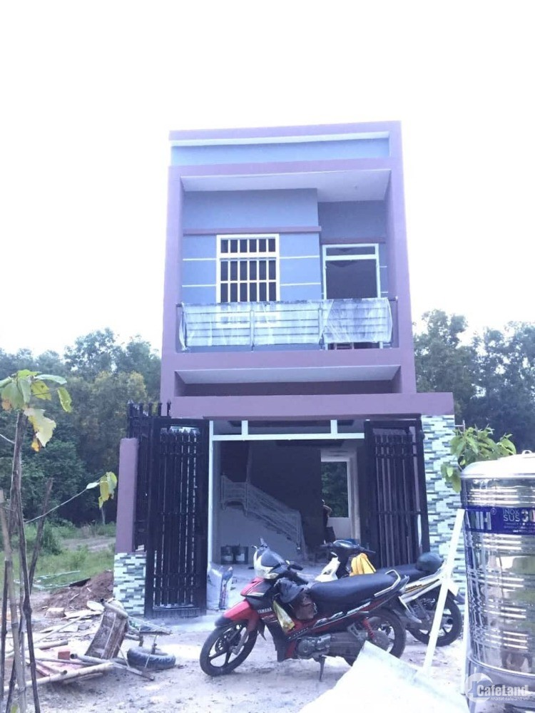 bán nhà mới xây dựng gần BVXA-SỔ RIÊNG
