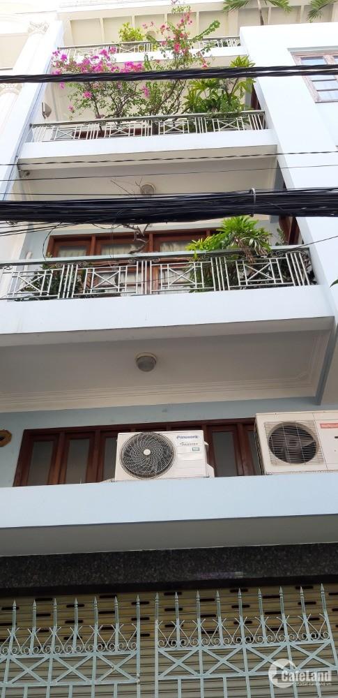 Sổ vuông  5 Tầng cực đẹp 9 tr /th Nguyễn Văn Cừ Quận 1 chỉ  3.7 tỷ.