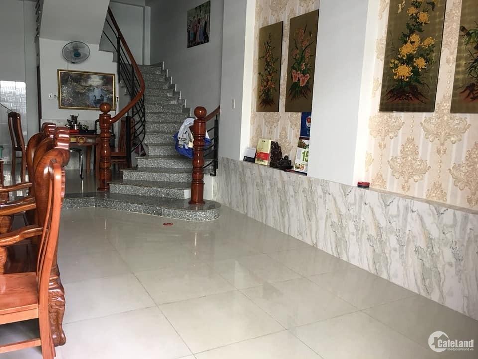 Bán nhà HXH Nguyễn Duy Trinh, Q2, 60M2, 4 tầng, giá 5,25 tỷ