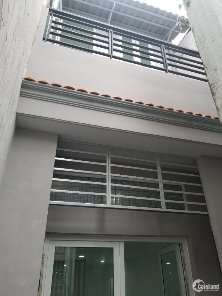 Bán nhà hẻm Huỳnh Tấn Phát, Q7, shr