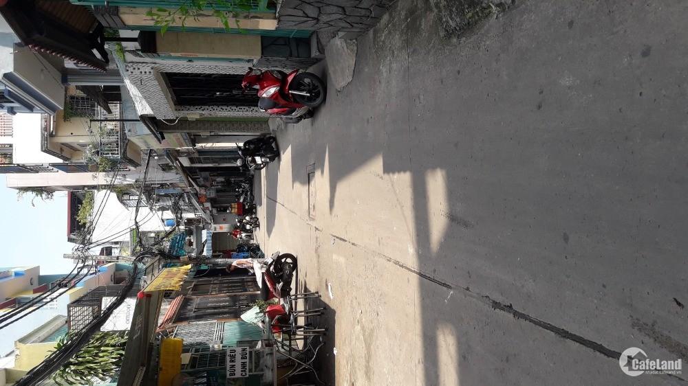Nhà cực hiếm Tân Bình, (4mx8m), 3.4 tỷ, cách 10m ra mặt tiền đường.