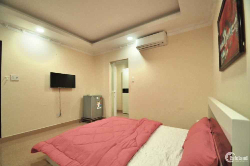 Cho thuê căn hộ MINI VILLA _Chợ Phạm Văn Hai, Tân Bình, full nội thất