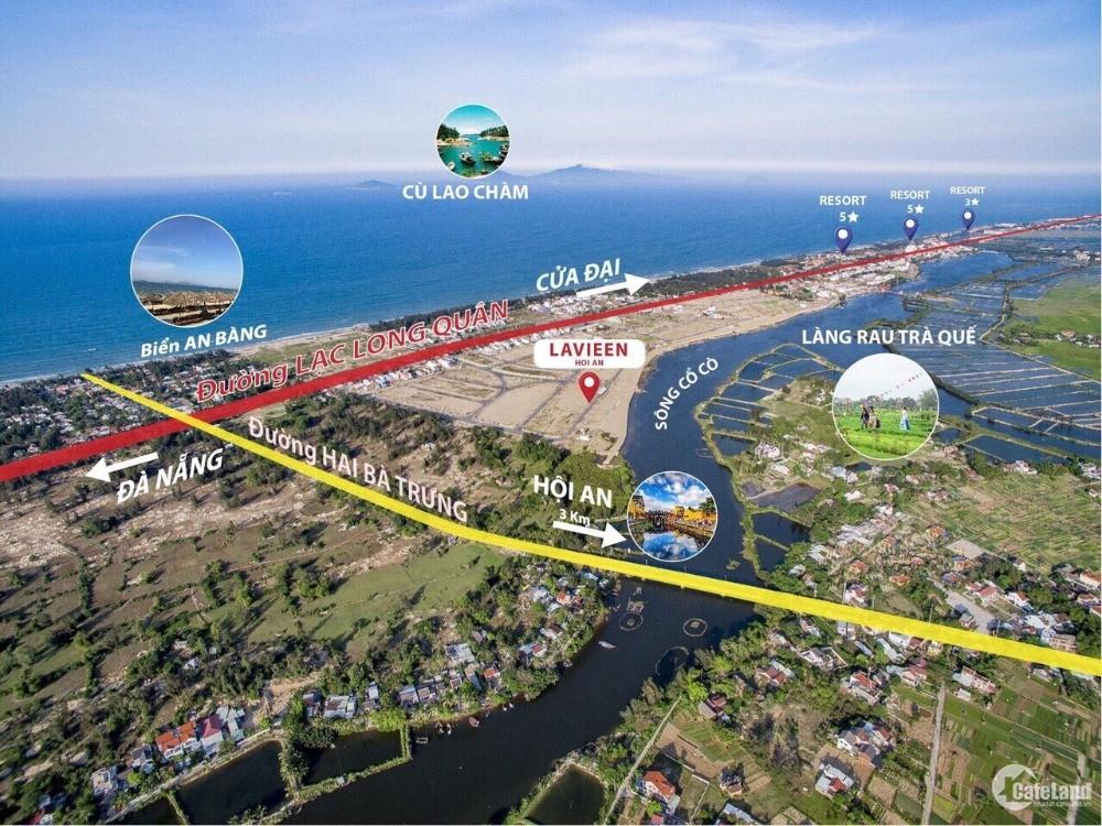 Đất biển An Bàng – Hội An - View sông Trà Quế (Cổ Cò)