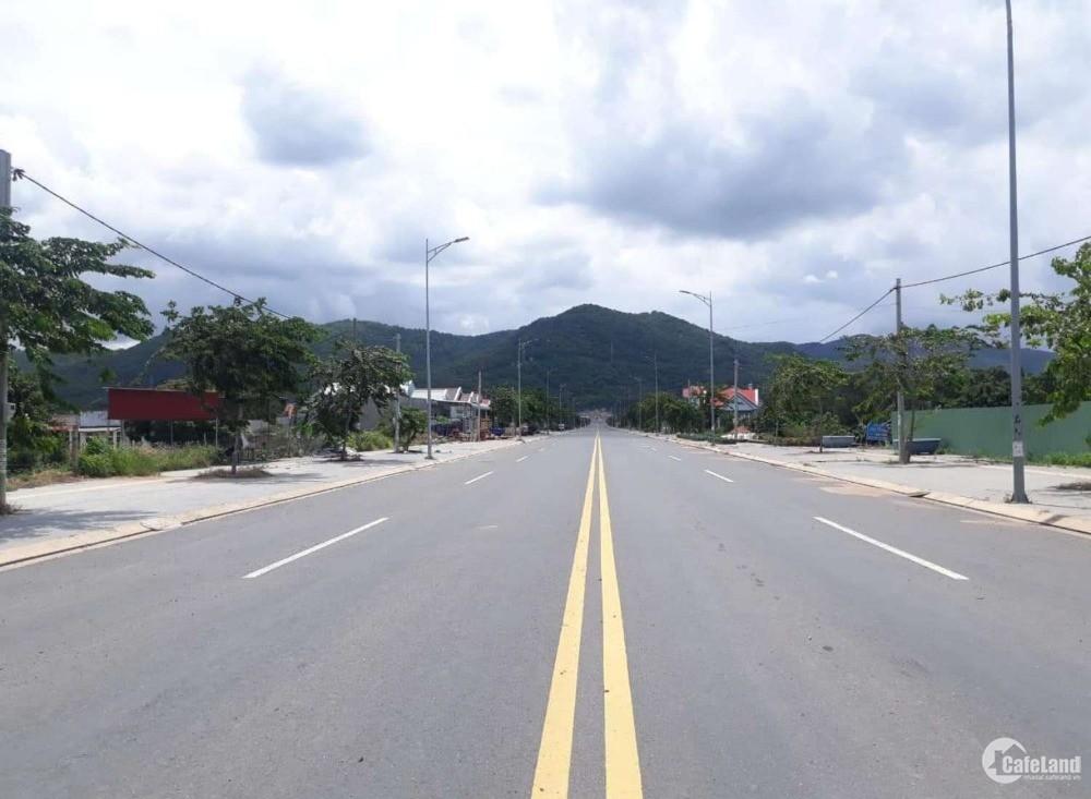 Dự án khu du lịch Núi Dinh do tập đoàn FLC khai thác xây dựng .