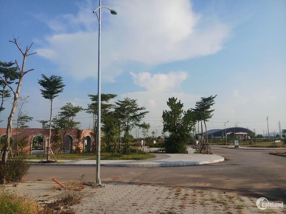 đất nền trung tâm TP Bắc Giang thuận lợi kinh doanh buôn bán