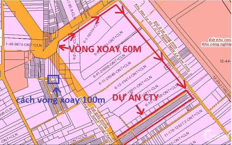 Bán đất Tp Biên Hòa có sổ sẵn kề KCN