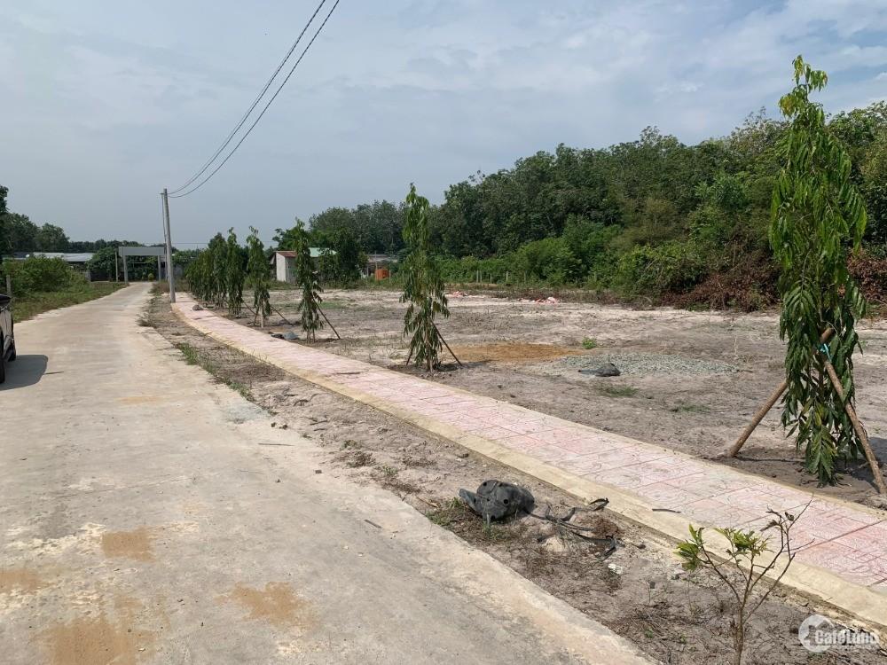 Đất thị trấn Chơn Thành, mặt tiền đường Lê Duẩn