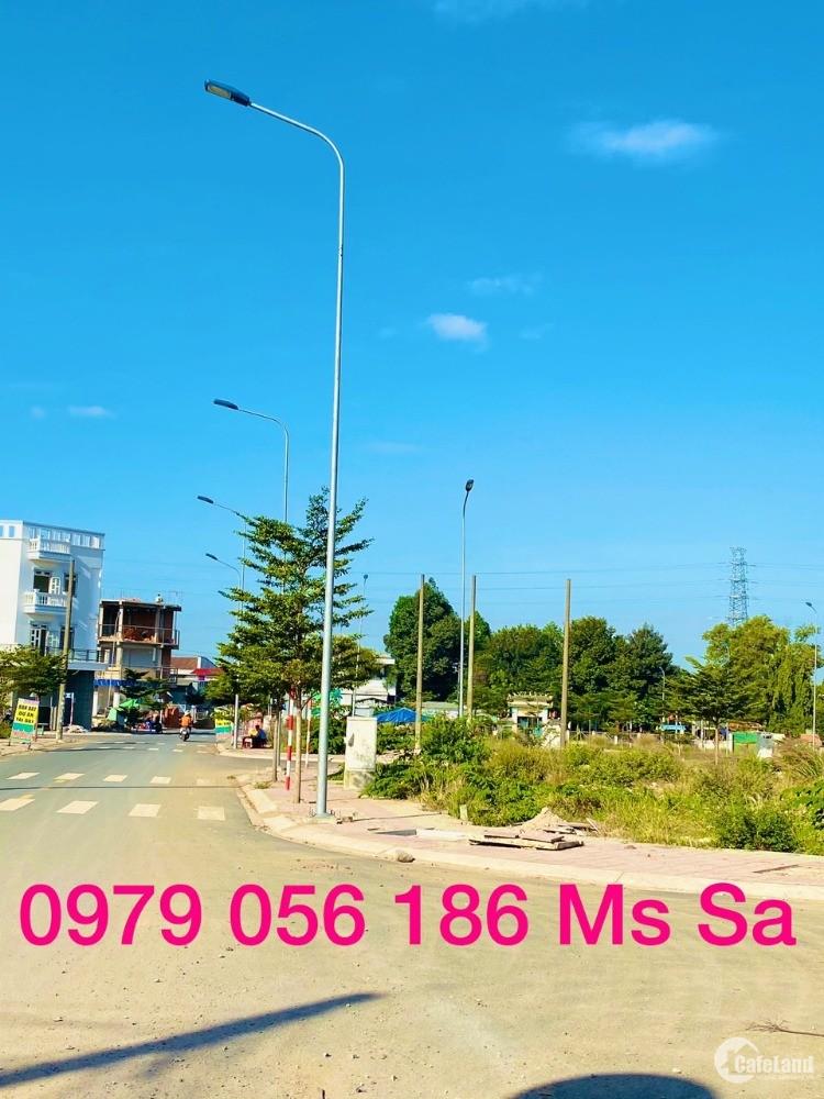Bán đất chính chủ giá rẻ nhất khu vực Thuận An ngay KCN Vsip1 giá 1tỷ4 DT 68m2,