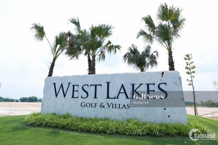 west lake golf villas biệt thự nghỉ dưỡng đẳng cấp 5 sao