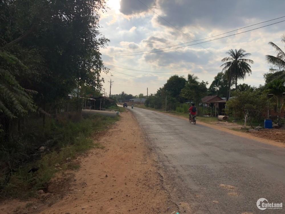Bán gấp lô đất  260m2 cách đường Hương Lộ 1,ấp Cây Xoài,Gò Dầu,Tây Ninh,sổ hồng