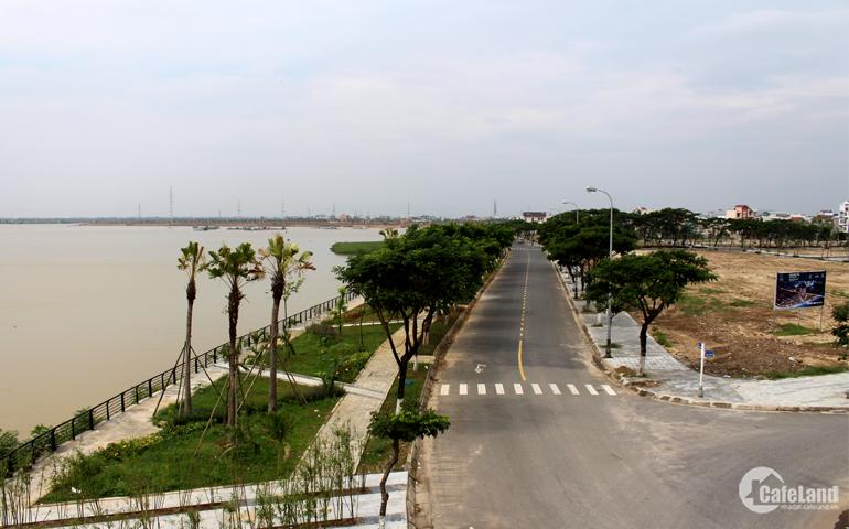 Cần tiền bán nhanh lô đất đường Vũ Trọng Phụng, ven sông Hàn