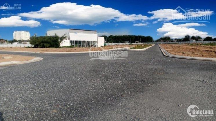 Chính chủ bán lô đất 100m2 phía sau công viên 3A, Long Thành, giá 650tr