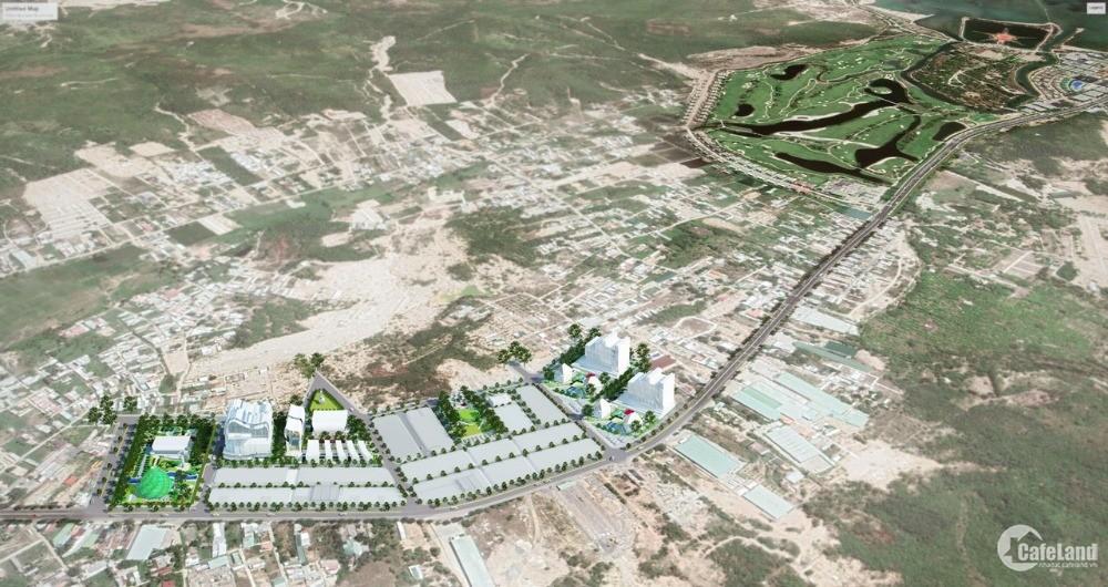 Đất nền mặt tiền Nguyễn Tất Thành