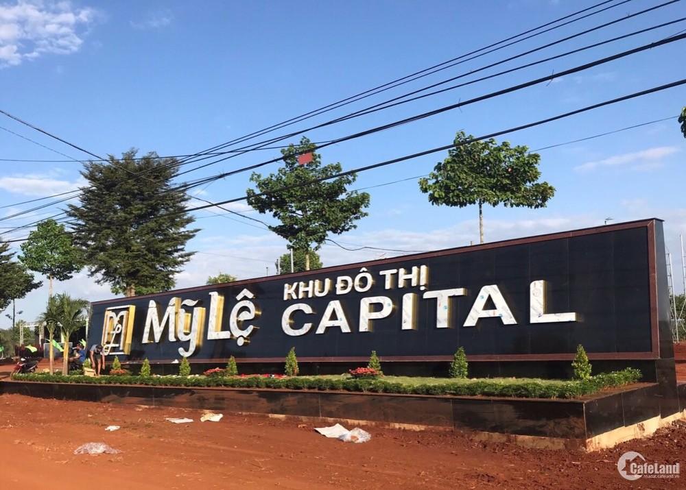 chỉ từ 3tr/m2 , đầu tư sinh lời, dự án mỹ lệ capital