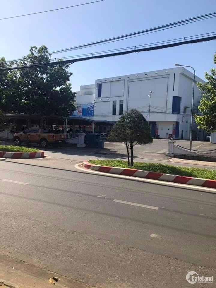 Bán đất mặt tiền Đường CMT8, Thủ Dầu Một, BD. diện tích: 4395m2,Giá bán: 29tr/m2