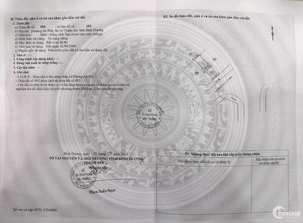 Tối đa sinh lời khi đầu tư An Phú Residence ngay sát Vincom, giá chỉ 28tr/m2
