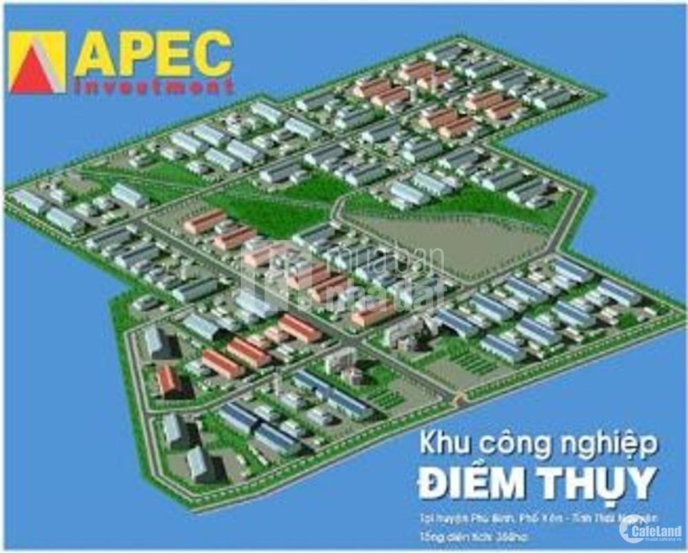 Khu Công nghiệp Điềm Thụy - Thái Nguyên