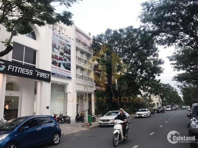 Cho thuê nguyên căn nhà phố kinh doanh Hưng Gia 13 phòng, Phú mỹ hưng giá rẻ