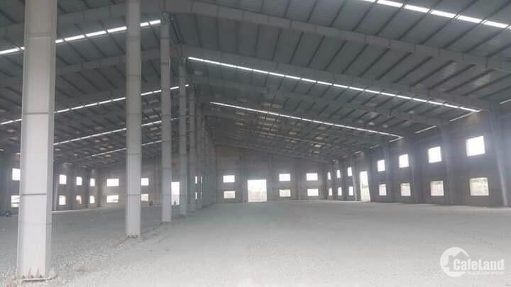 Cho thuê xưởng KCN Sóng Thần 3,TDT:17.000m2.DTX:9200m2,Giá thuê xưởng: 4.2usd/m2