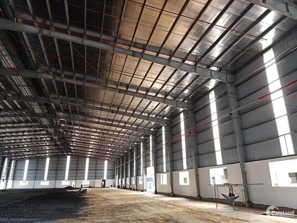 Cho thuê xưởng trong KCN tại BD,Tdt: 2.8ha,Dtx: 2.2ha,Giá thuê :105.000usd/tháng