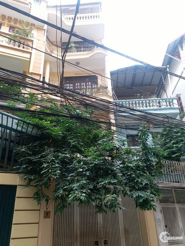 Cho thuê nhà ngõ 651 Minh Khai làm VP, Phòng khám, nhà trẻ...