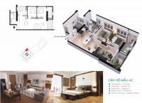 Phòng 2-3 ngủ căn hộ center point Cầu Giấy