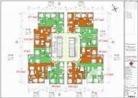 Chính chủ cắt lỗ sâu căn hộ 110m2 tòa E2 chung cư CT8 Mỹ Đình, giá 3,250 tỷ, LH