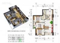 Bán căn hộ 109m2 có 3PN đủ nội thất CT4 KĐT Văn Khê giá 1.4 tỷ.