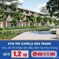 khu đô thị Mỹ Gia gói 8 – KVG The Capella