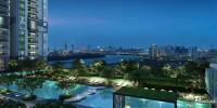 Bảng giá bán mới nhất căn hộ Feliz En Vista, tại tháp Cruz, giá chỉ từ 2.7 tỷ