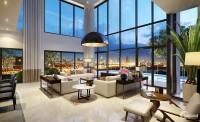Căn hộ Duplex Gateway Thảo Điền bán, gồm 4Pn rộng, dt 220m2, giá 31 tỷ
