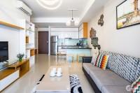 Bán căn hộ cao cấp The Tresor- 75m2- 4.7 tỷ ( bếp, rèm, máy lạnh)