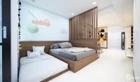 Bán officetel River Gate 48m2, giá bán 3.15 tỷ - full nội thất siêu đẹp