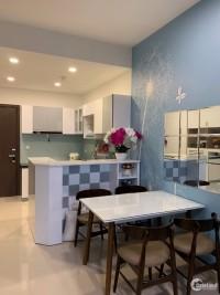 Golden Mansion 69m2 đầy đủ nội thất view Bắc (công viên Gia Định) giá chỉ: 3.85T