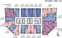 Chính chủ bán căn E1 1719 D'EL Dorado Phú Thượng, view Hồ Tây và sông Hồng,