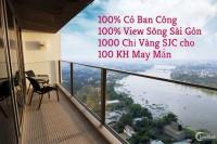Duy nhất 4 căn Vista giá cđt, chỉ 340tr/2PN, view sông Sài Gòn! Tại Lái Thiêu BD