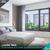 The Zei thành phố xanh giữa thủ đô Hà Nội