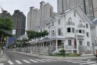 Bán biệt thự Saigon Pearl, nhà thô, 1 hầm, 1 trệt, 2 lầu, 1 áp mái, lh 091994212