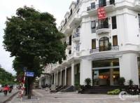 Bán căn góc Shophouse Gia Lâm, mặt đường kinh doanh sầm uất. lh 0343.340.98