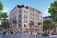 Nhận Đặt Chỗ 5 Lô Ngoại Giao Khách Sạn A Qua City Hạ Long 6 Tầng Giá Chỉ 6,8 tỷ