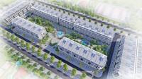 Shophouse liền kề - dự án Bình Minh Garden - nơi mua sắm của tương lai