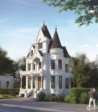 Mở bán biệt thự lâu đài lần đầu tiên xuất hiện tại KĐT Ciputra, Tây Hồ.