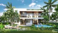 Mở bán 120 căn biệt thự The Maris - Quần thể lớn nhất Vũng Tàu. Giá chỉ 39tr5/m2